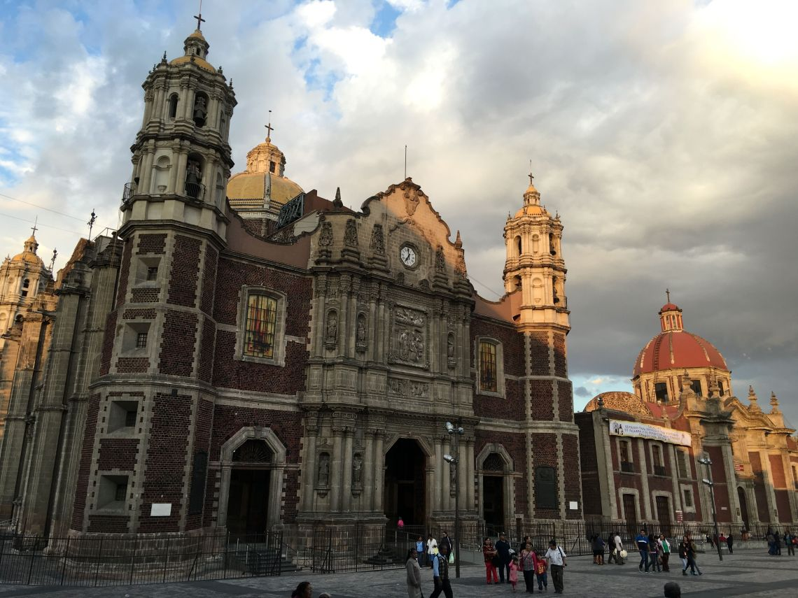 Maria Guadalupe, Mexico City