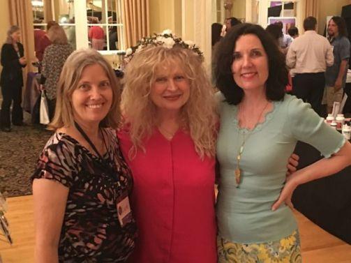 Lark, Peggy Phoenix Dubro, Ingrid