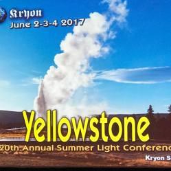 Yellowstone - ein gewaltiger Kraftplatz